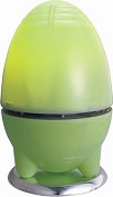 egg-air-purifier-greenwith-ionizer